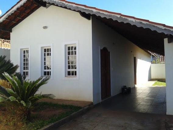 Casa 110m² Jd. Dos Pinheiros, 2 Quartos Amplo Quintal
