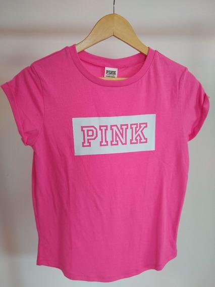 Remera Pink By Victoria