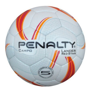 Pelota De Futbol Campo Penalty Lancer Red Star