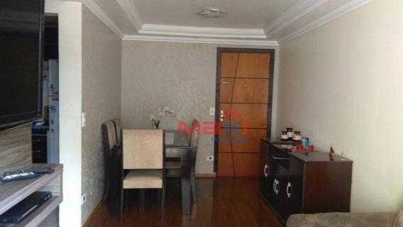 Apartamento Para Venda No Guimarães Rosa Em Osasco - Ap0584