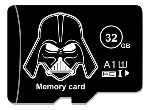 Cartao De Memória Microsd 32gb Extreme Pro Darth Vader