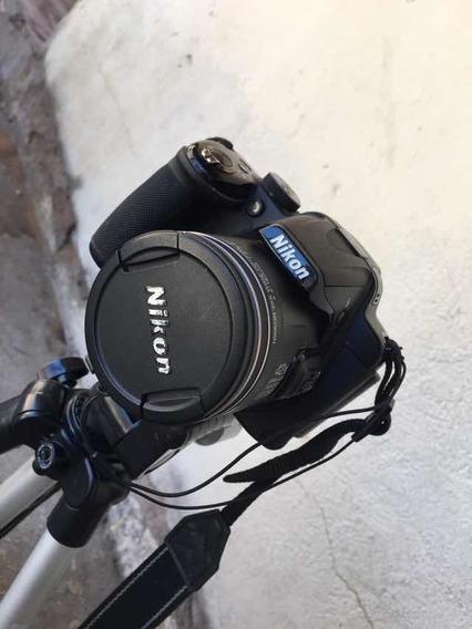 Câmera Semi Profissional Nikon P520 Coolpix