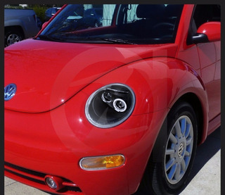 Facia Delantera Volkswagen Beetle 99 - 05 Sin Detalle !!