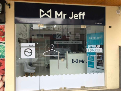 Vendo Franquia Lavanderia Mr Jeff ( São José / Sc )