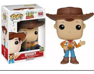 Funko Pop Original Woody #168