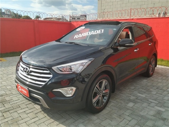 Hyundai Grand Santa Fé 3.3 Mpfi V6 4wd Gasolina 4p Automátic