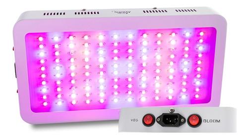 Imagem 1 de 5 de Painel Led 1200w Full Spectrum Ir Uv Switch Veg Bloom
