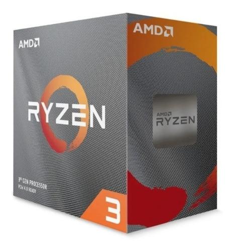 Kit Amd Ryzen 3 3100 + Gigabyte A520 + 16gb 3000mhz Patriot