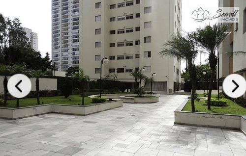 Apartamento À Venda, 70 M² Por R$ 430.000,00 - Ipiranga - São Paulo/sp - Ap0690