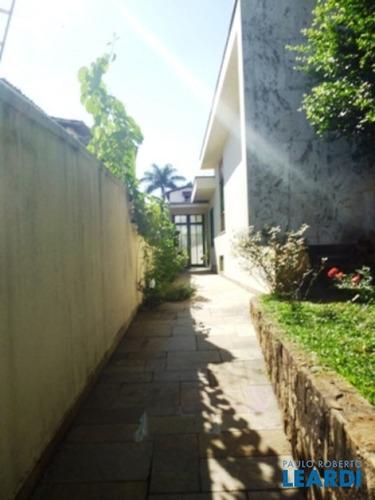 Imagem 1 de 15 de Casa Térrea - Alto Da Lapa  - Sp - 635773