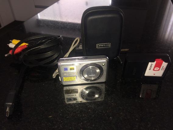 Câmera Cyber Shot Dsc W220 + Câmera Benq Dc1030eco