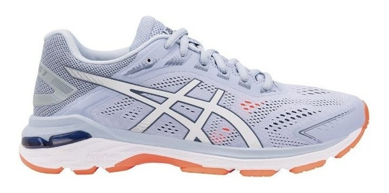 Zapatillas Asics Gt 2000-7 Gris Mujer