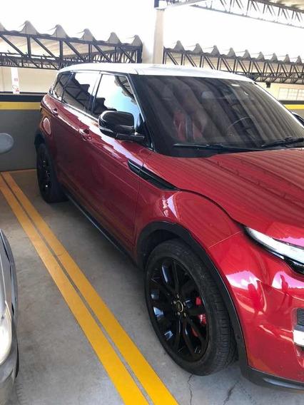 Land Rover Evoque 2013 2.0 Si4 Dynamic 5p