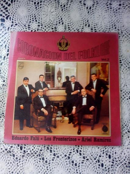 Coronación Del Folclore Compilado (disco De Vinilo)