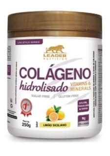 Colágeno Hidrolisado Limão Siciliano 250g