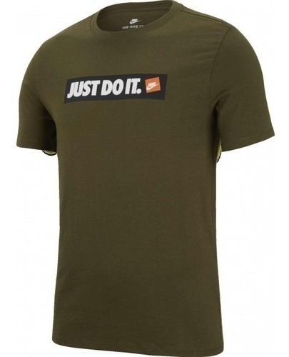 Camiseta Nike Masculina New Tee Hbr Aa6412 Original + Nf