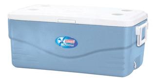 Caixa Térmica Coleman 94,7l 100 Qt Xtreme 5 Cooler Azul