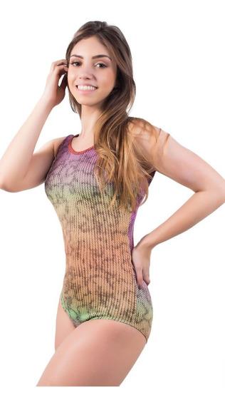 Kit 10 Body Regata Juju Feminino Estampado Suplex Moda Verão