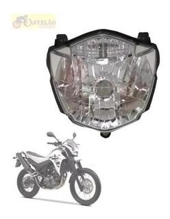 Farol Bloco Óptico Yamaha Xt660 Xt 660 2005 09 12 15 2018