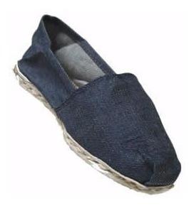 Alpargata Corda Jeans