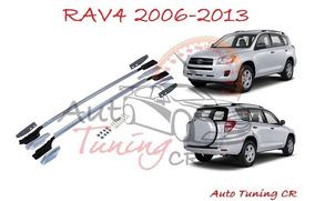 Barras Rieles Techo Toyota Rav4 2006-2013