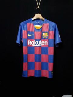 Camisa Barcelona Uniforme 2019/2020