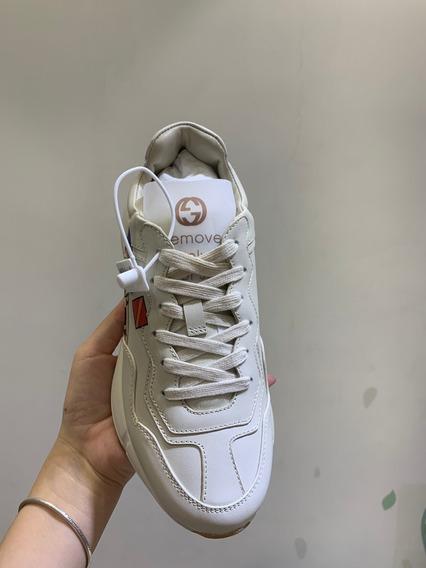 Tênis Rhyton Gucci Worldwide Sneaker 84