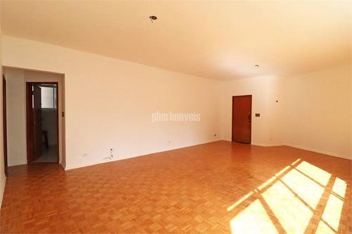 Ótimo Apartamento No Jardim América, Venha Visitar - Pj46679