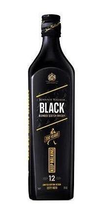 Whisky Johnnie Walker Black Label Edição De 200 Anos - 1l