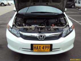 2012 Honda Civic Lx Mt 1800cc