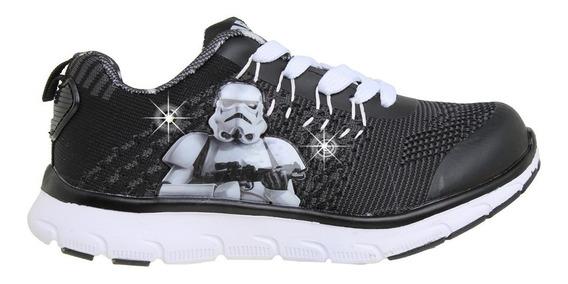 Zapatillas Star Wars Con Luces Addnice Flex Mundo Manias