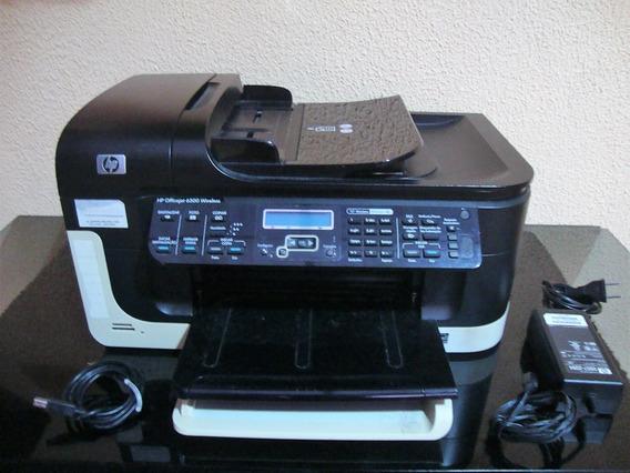 Impressora Hp Officejet 6500 Wireless Ótimo