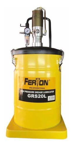 Engrasadora Neumática 20litros Ferton Grs20l