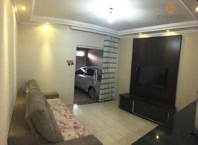 Casa Residencial À Venda, Jardim Novo, Rio Claro. - Ca0504