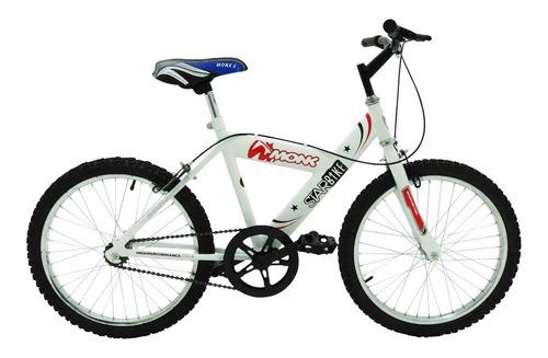 Bicicleta Monk Starbike Rodada 20 1 Velocidad R20