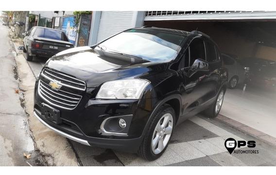 Chevrolet Tracker Ltz Aut 4wd 2017 Automotores Gps