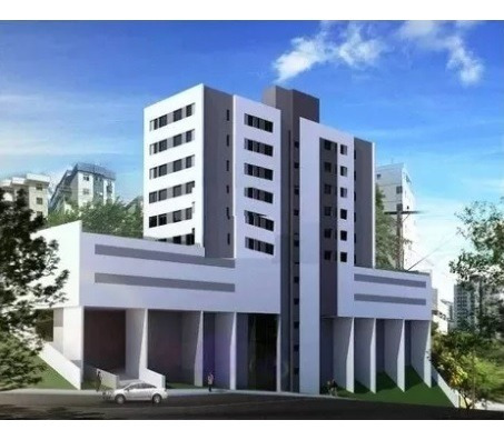 Flat Horizonte Ii ; Buritis ; Excelente Apartamento De 01 Quarto De Luxo. - Adr4438