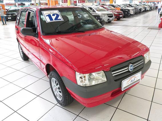 Fiat Uno 1.0 Mpi Mille Fire Economy 8v Flex 4p Manual