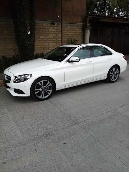 Mercedes-benz Clase C 2.0 200 Cgi Sport At 2018
