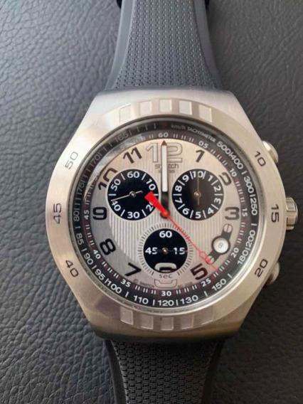 Relógio Swatch Irony Sr936sw Extremamente Novo,sem Detalhes!