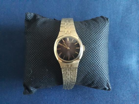 Relógio Seiko Feminino - Banhado A Ouro