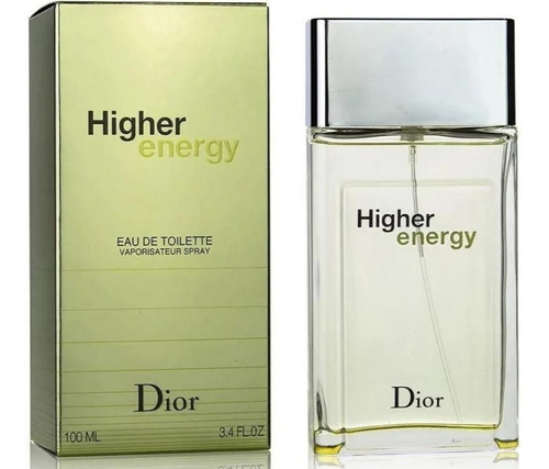 Perfume Higuer Energy Dior X 100 Ml Original