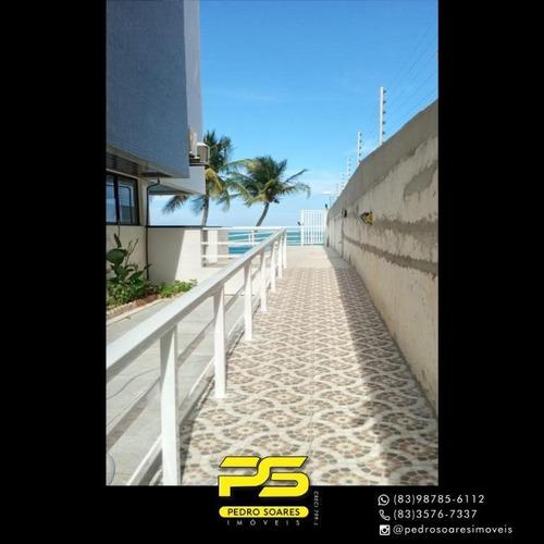 Imagem 1 de 15 de Apartamento Com 4 Dormitórios À Venda, 172 M² Por R$ 600.000,00 - Bessa - João Pessoa/pb - Ap4234