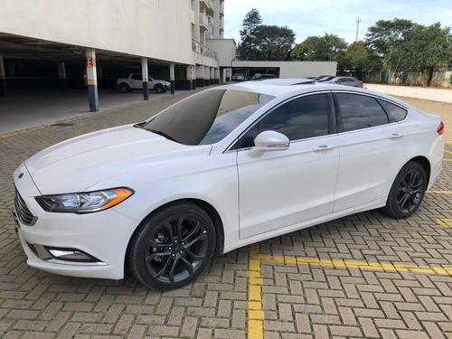 Ford Fusion Sel 2.0 Blindado Niii-a