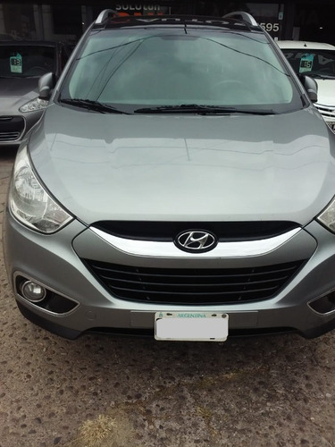Hyundai Tucson 2.0 4x4 Gls Premium L/10 Aut 2012