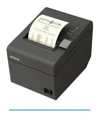 Impressora Epson Tm T20 Térmica Não Fiscal Usb