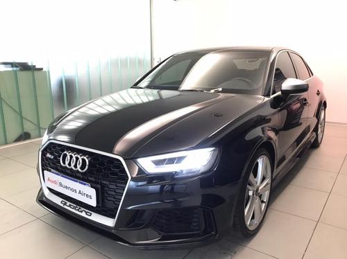 Audi Rs3 S3 Sedan Sportback 2020 2019 2018 2017 0km