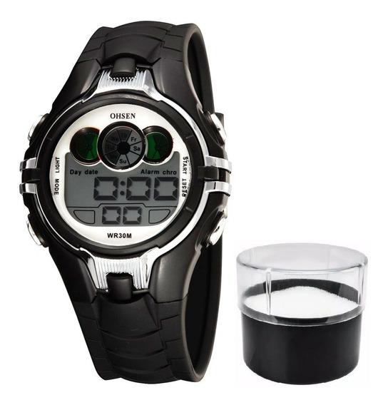Relógio Infantil Original Ohsen Modelo 0739 Prova D