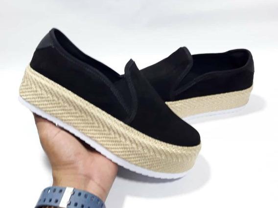 Zapatos De Plataforma Para Damas! Moda Colombiana