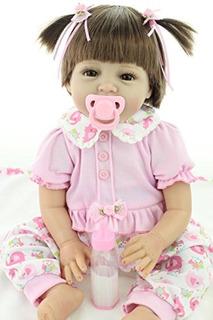 Maide Reborn Baby Dolls 22 Muñecas De Vinilo De Silicona Sua